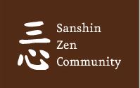 Sanshin Zen Community Logo