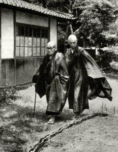 Sawaki Kōdō and Uchiyama Kosho